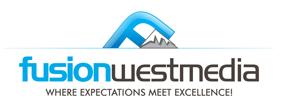 Fusion West Media Logo